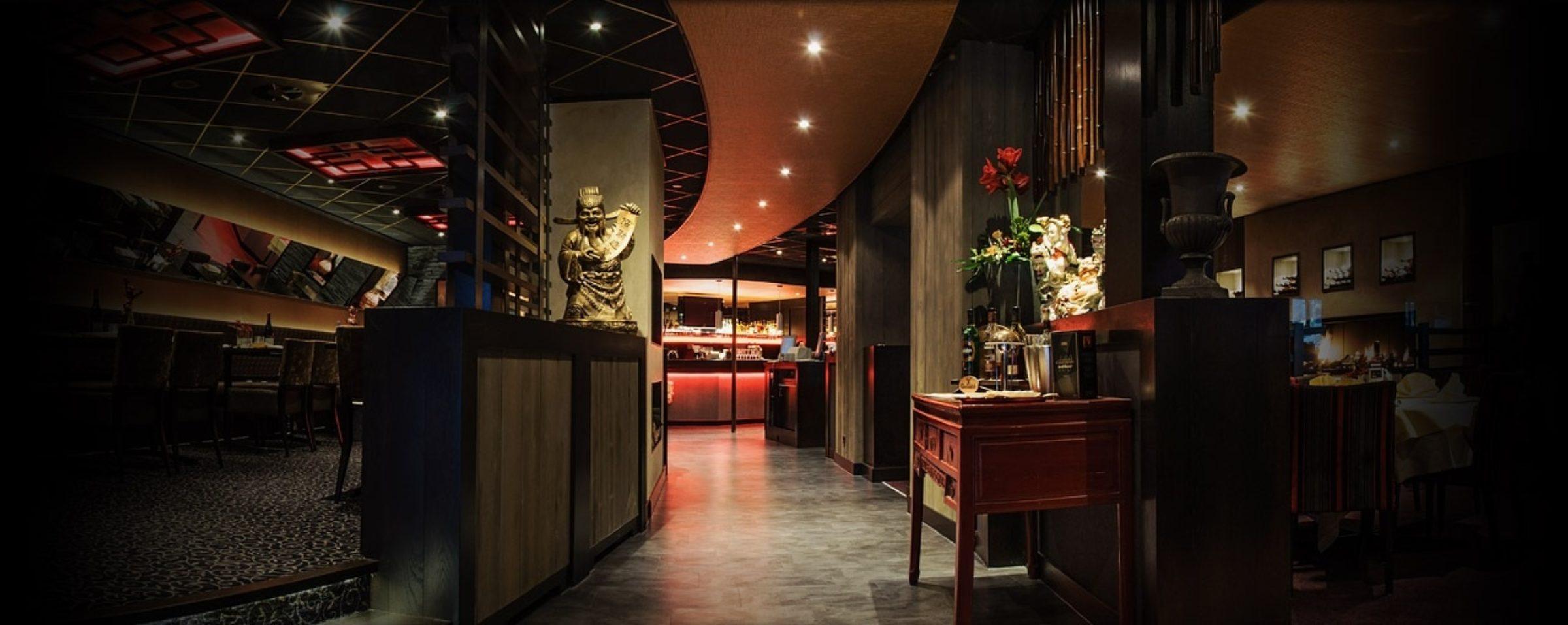 Restaurant Enschede Hus Garden Chinees