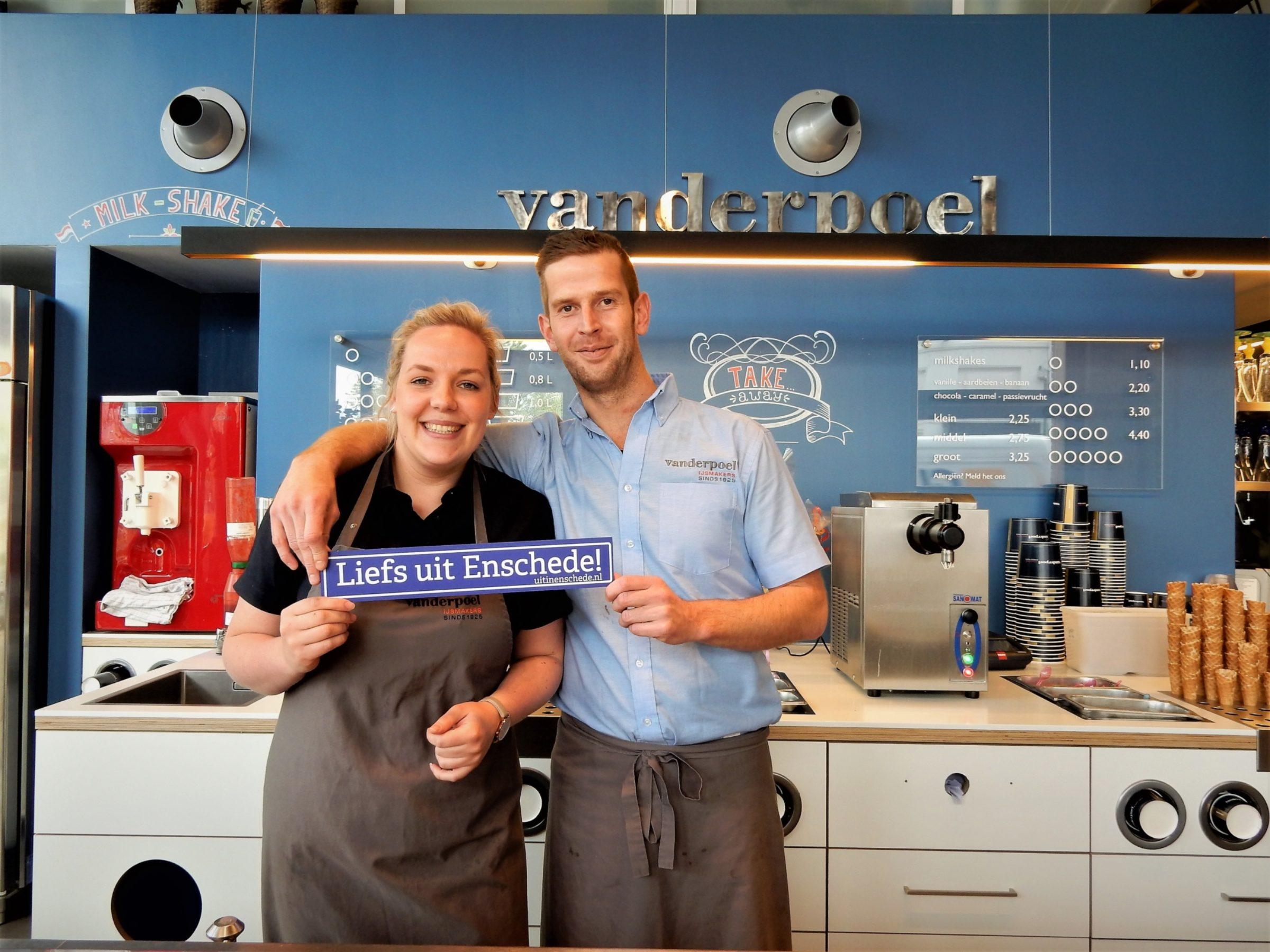 2017 Liefs Uit Enschede Van Der Poel Marketing En Campagnes