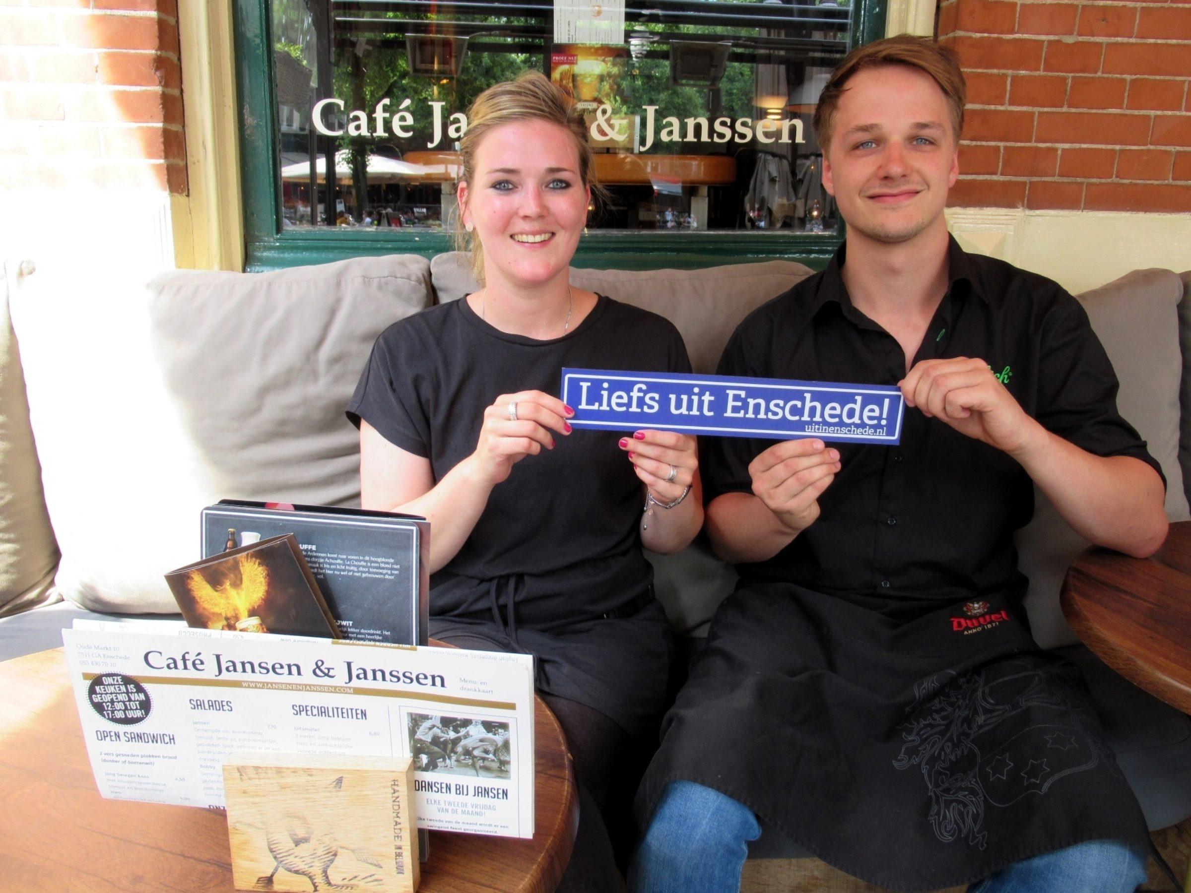 2018 Liefs Uit Enschede Jansen En Janssen Marketing En Campagnes