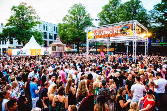 Festivals en evenementen met Studentkelner