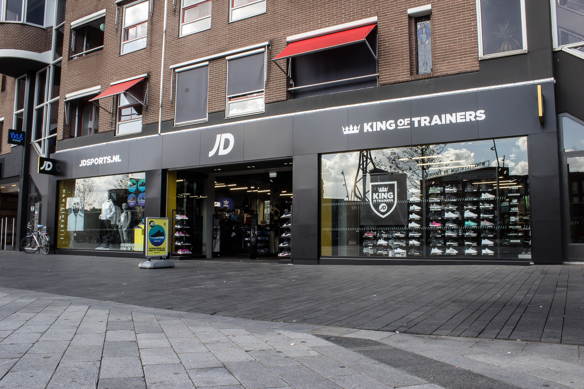JD Sports Uit in Enschede
