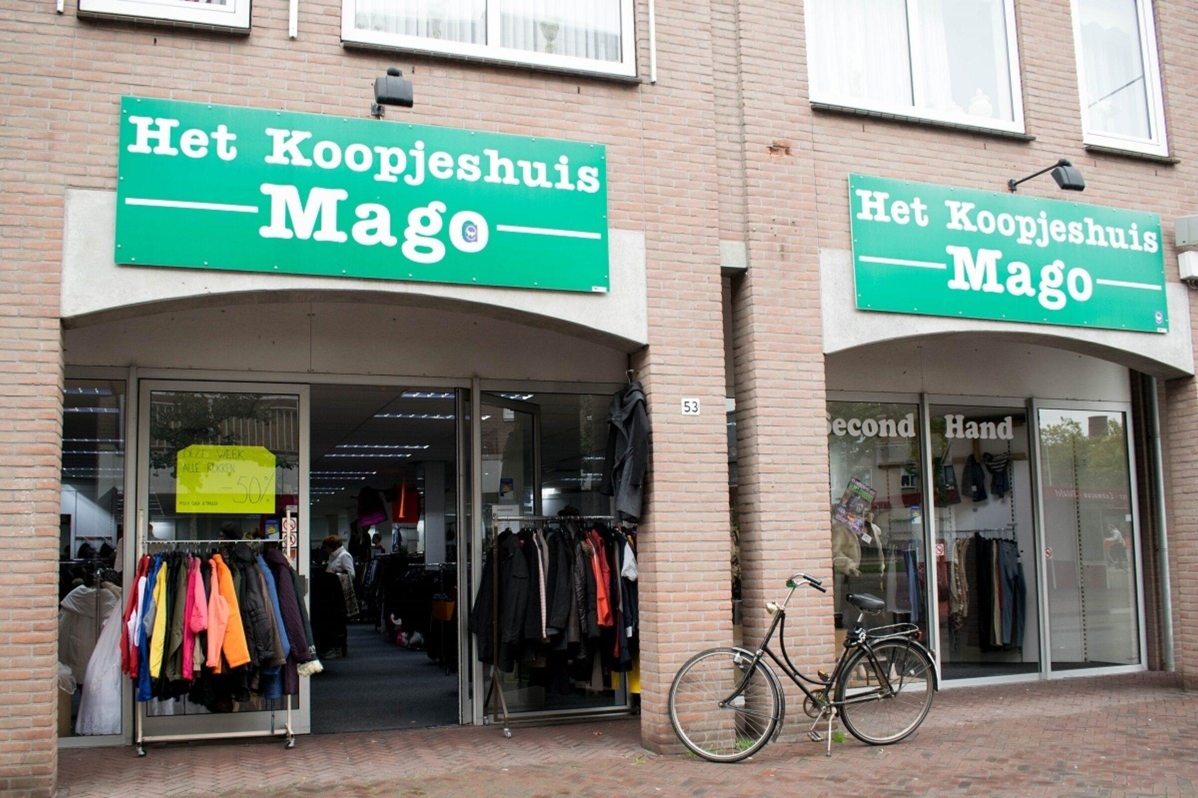 Het koopjeshuis Mago