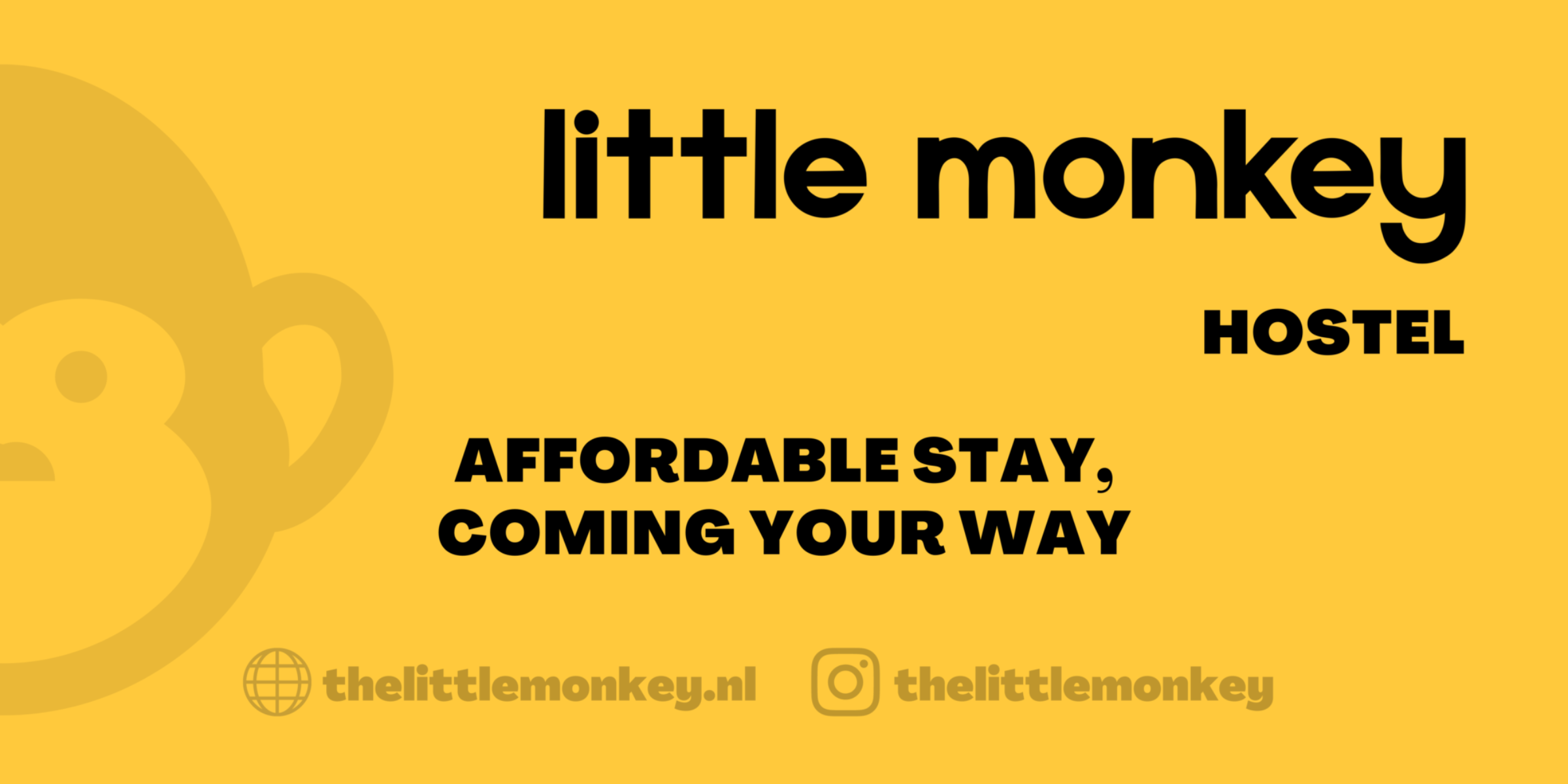 Little Monkey Hostel banner