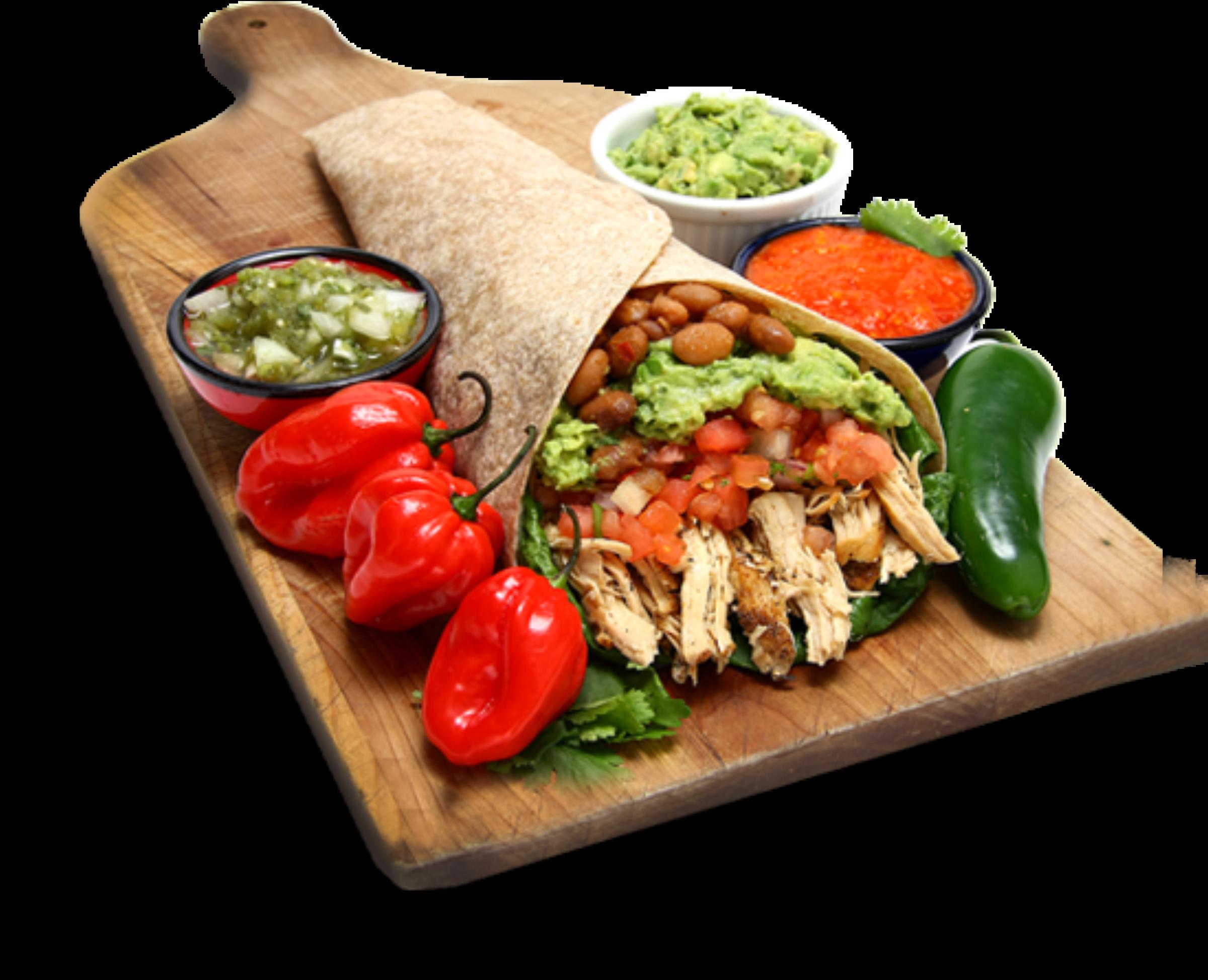 Mb Burrito Small