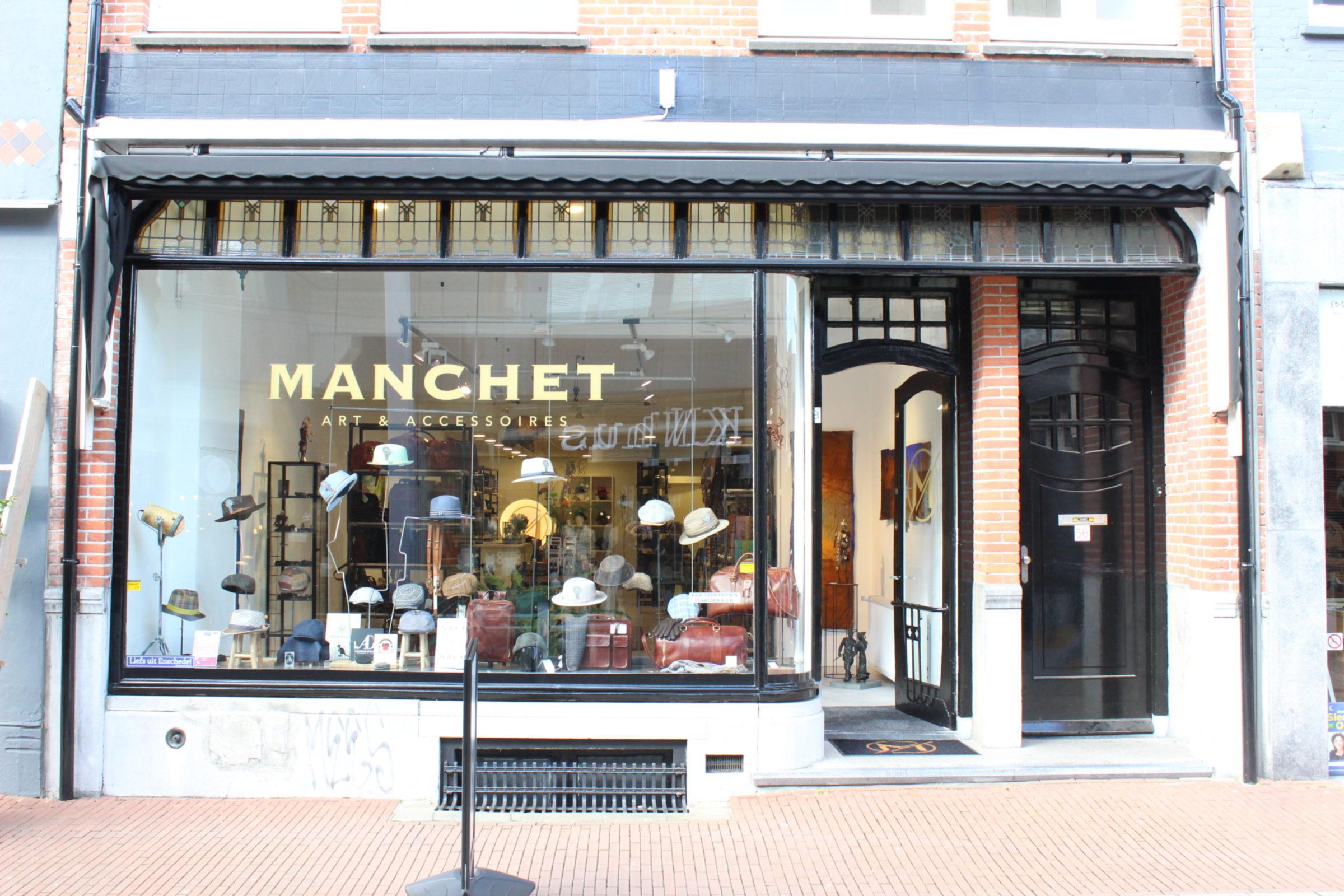 2020 Manchet Haverstraatpassage winkelen