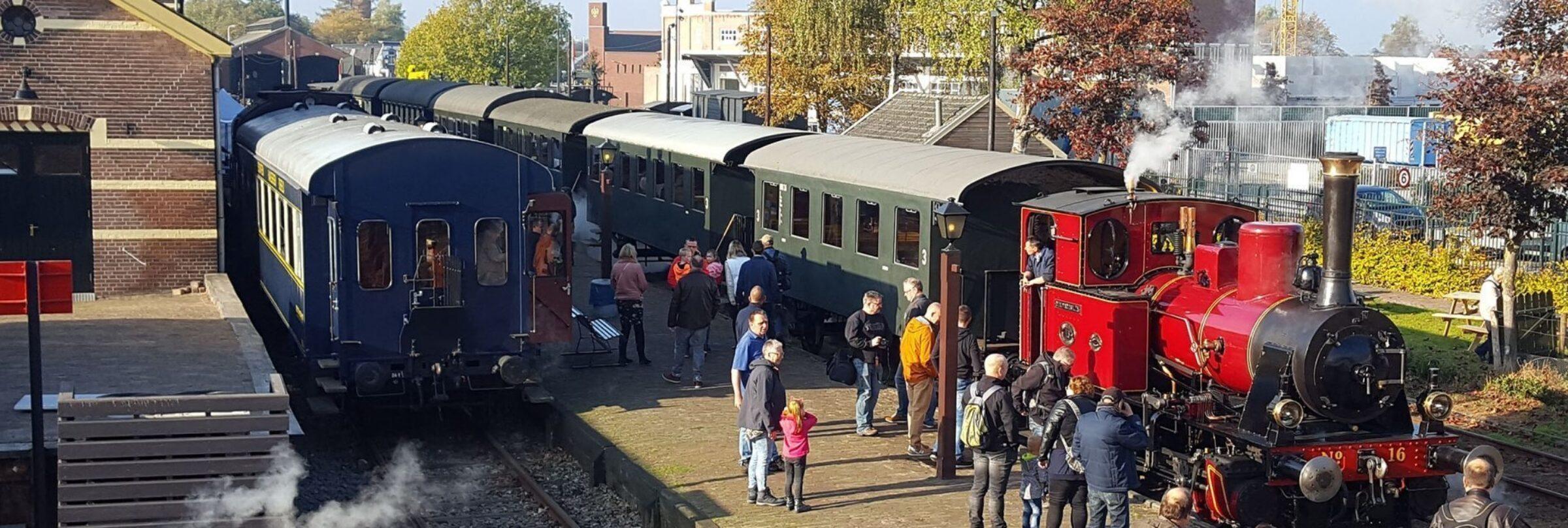 Museum Buurtspoorweg Enschede
