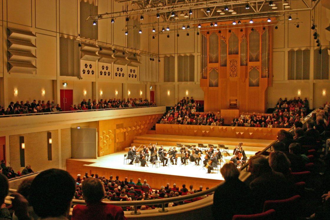 Barok Stoelen Enschede.Muziekcentrum Enschede Uit In Enschede