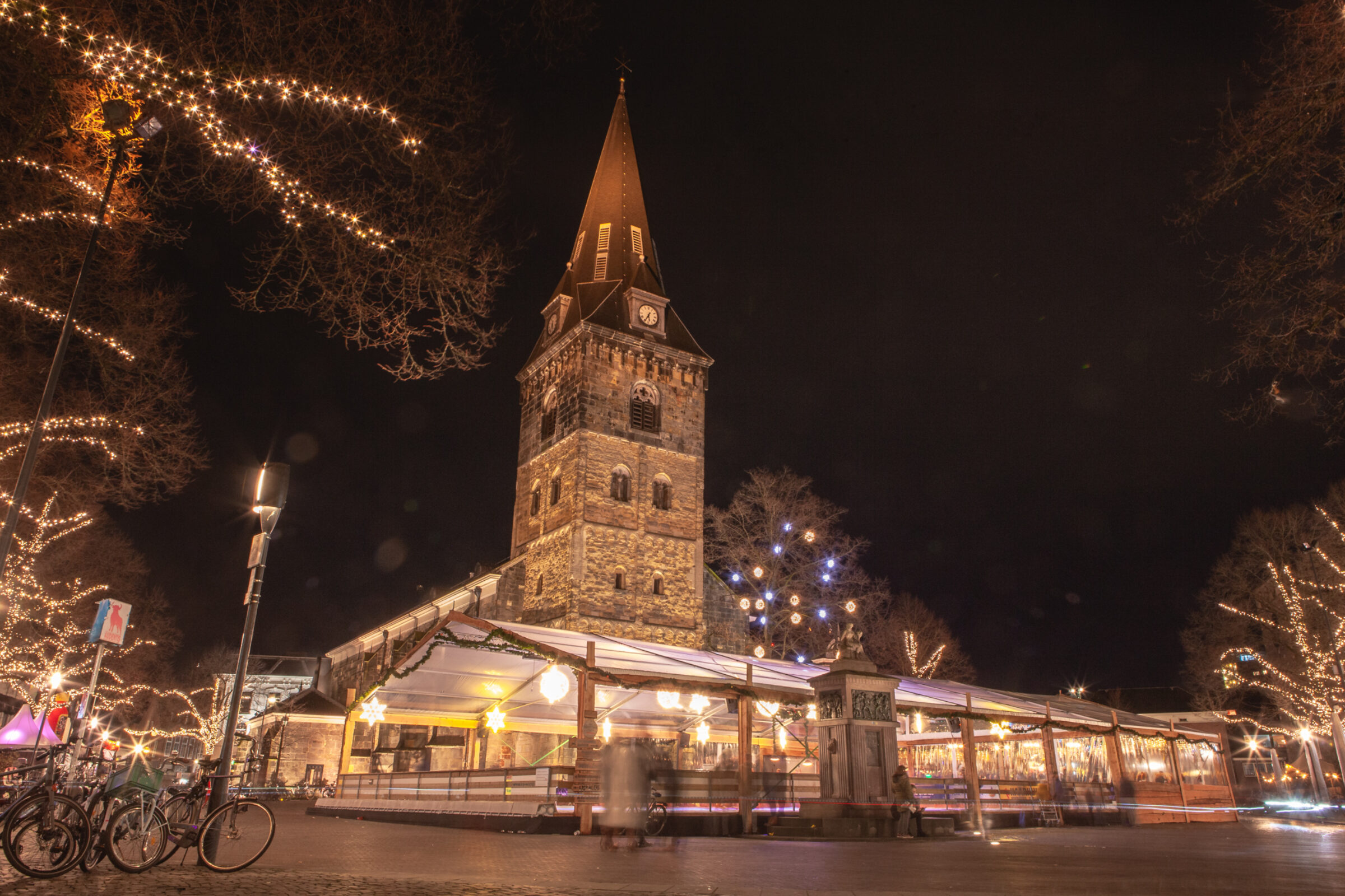 Oude Markt Winter Wonderland