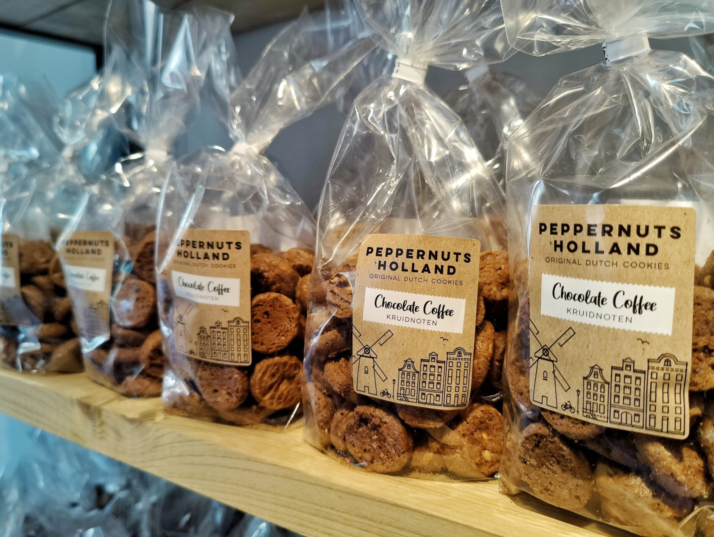 Peppernuts Holland Enschede