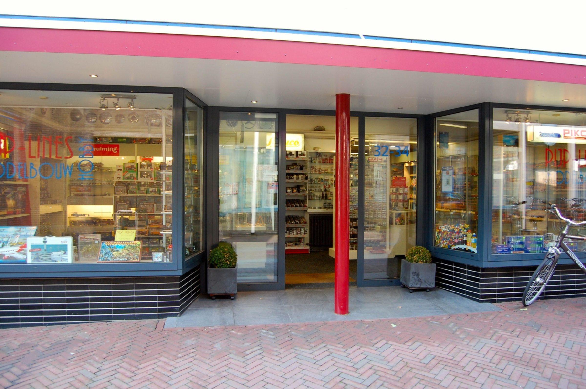 Pijp-Lines Enschede