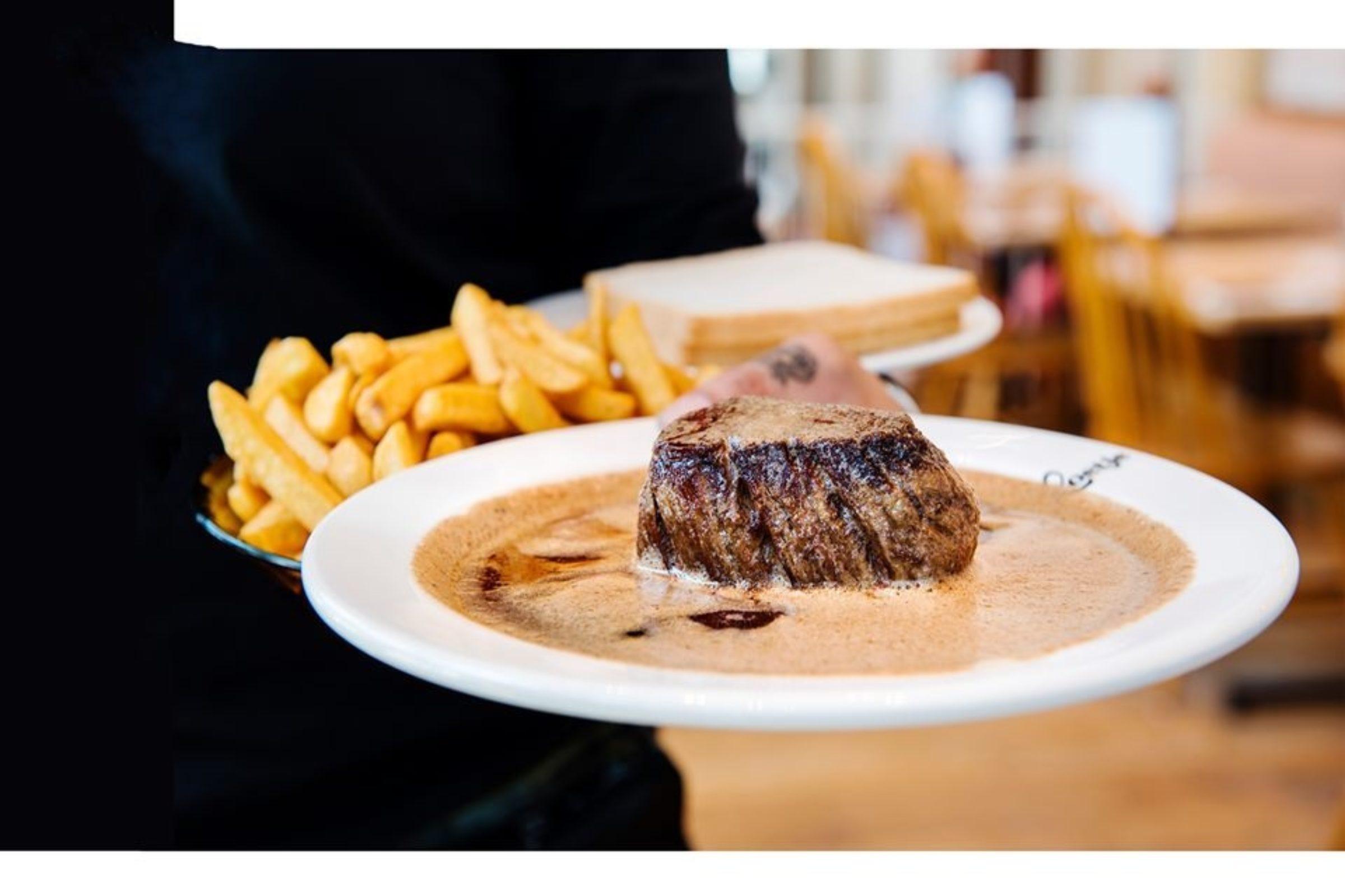 Loetje Enschede Biefstuk