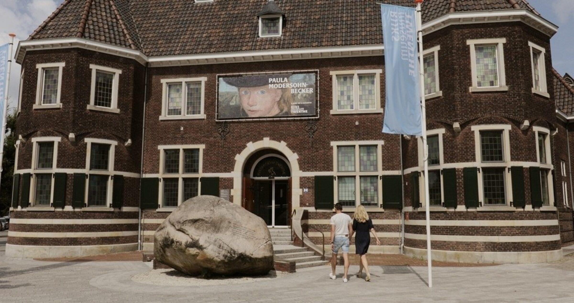 Bezoek Rijksmuseum Twenthe in Enschede