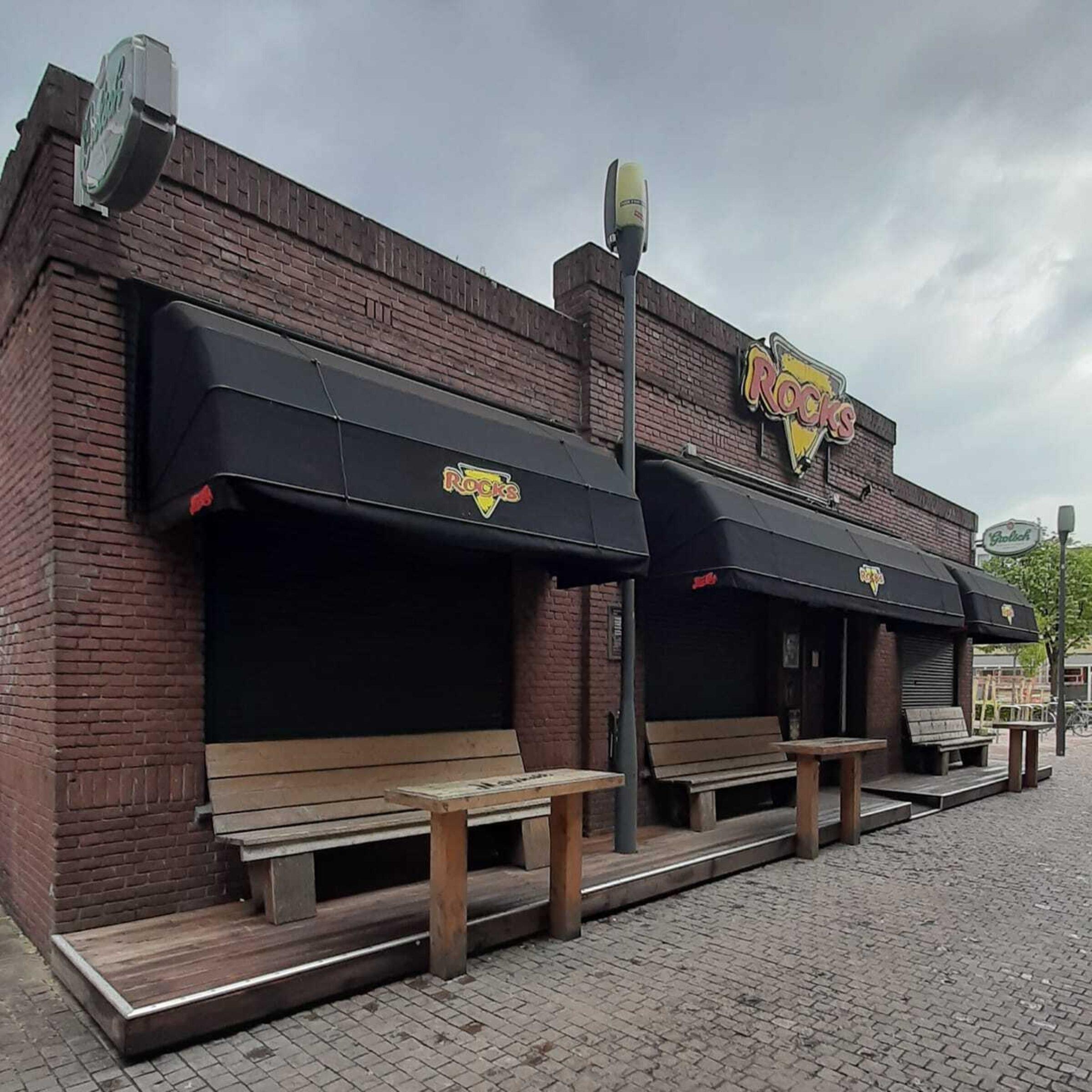 Cafe Rocks Enschede