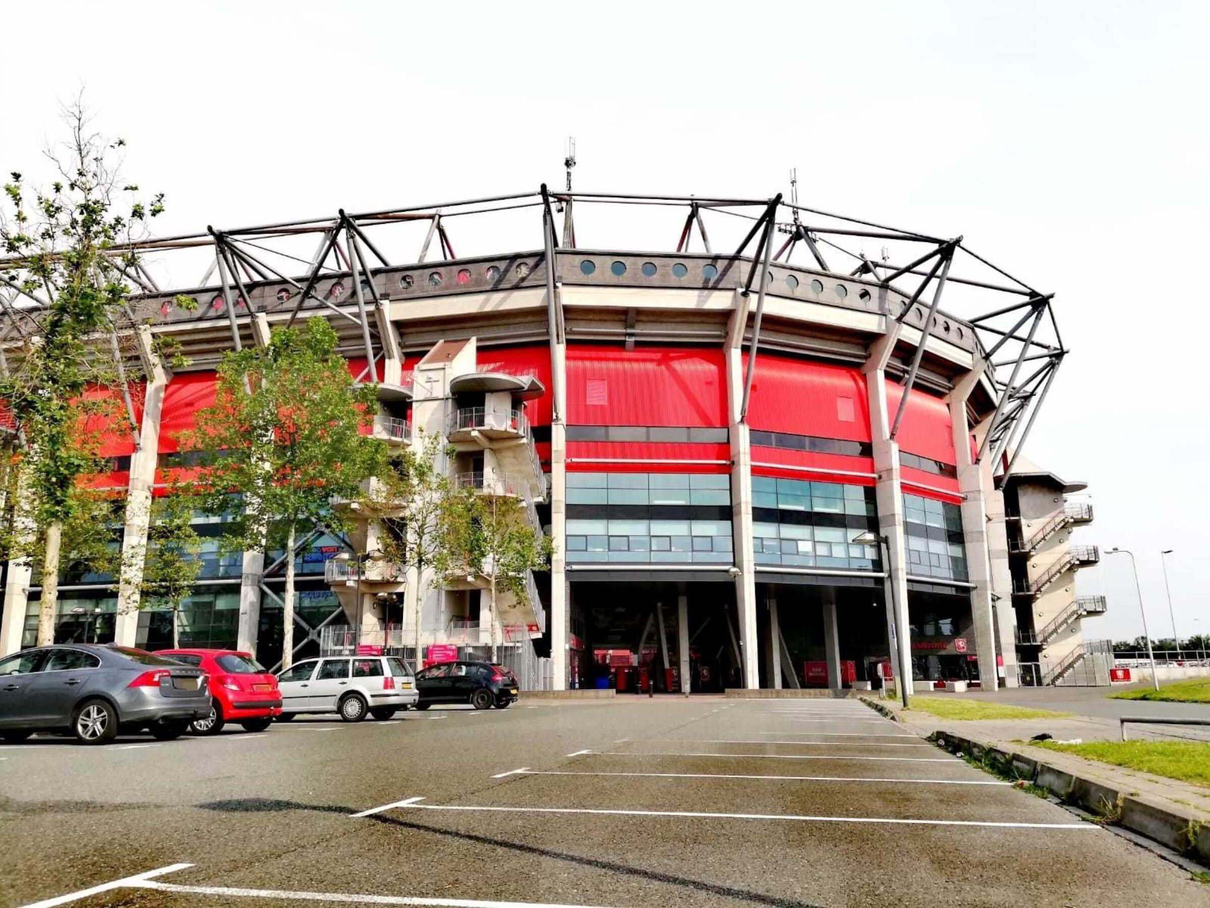 2019 Marscha Nijhuis Grolsch Veste Fc Twente 2