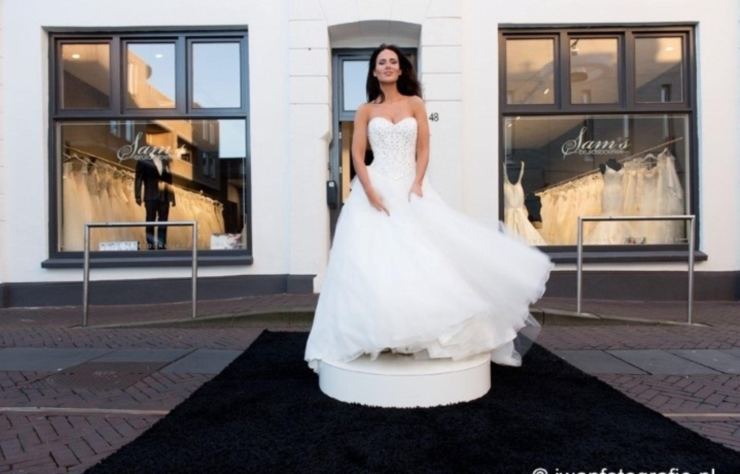 Sam's Bruidsboetiek Enschede