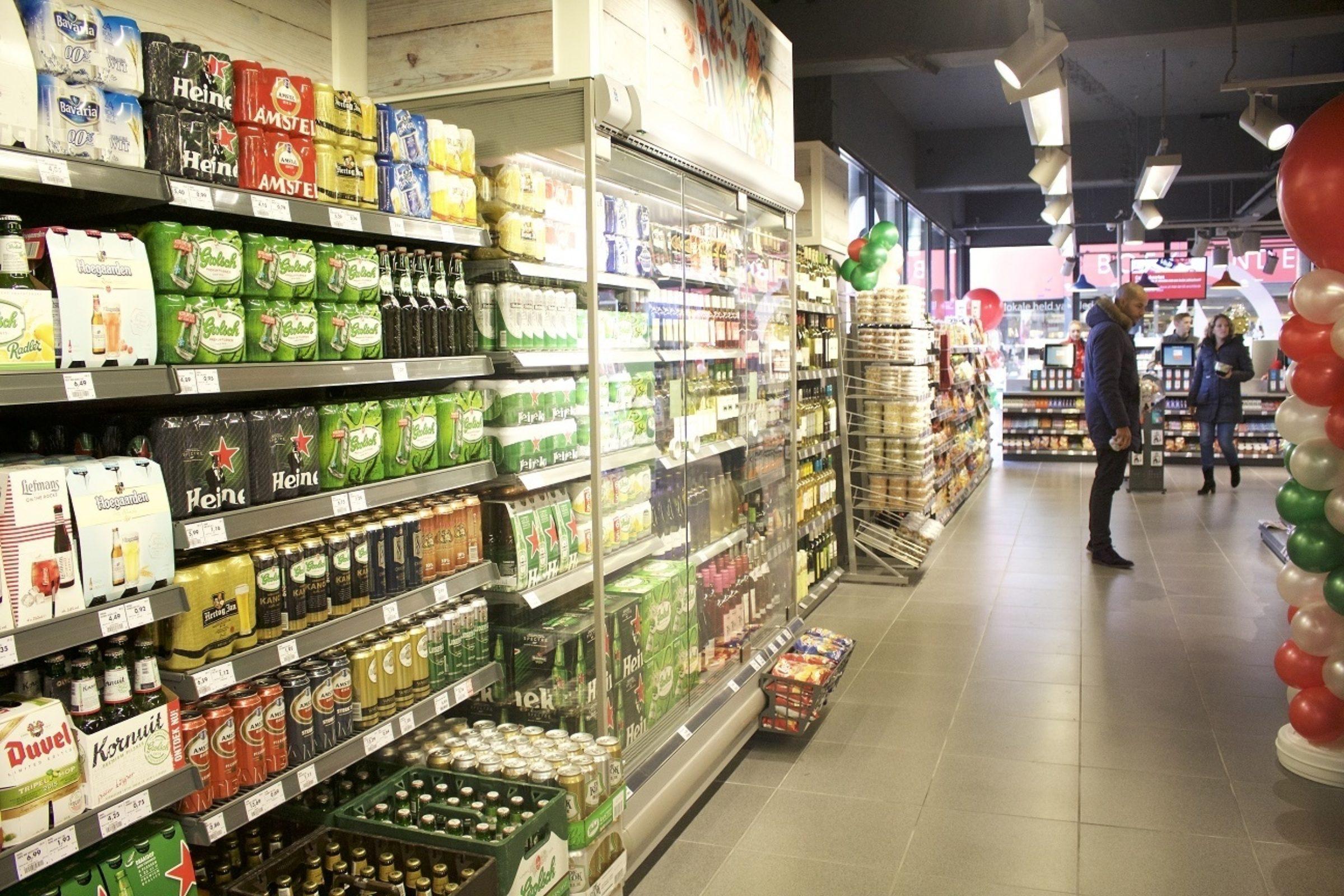 2013 Spar City Store Marktstraat Winkelen