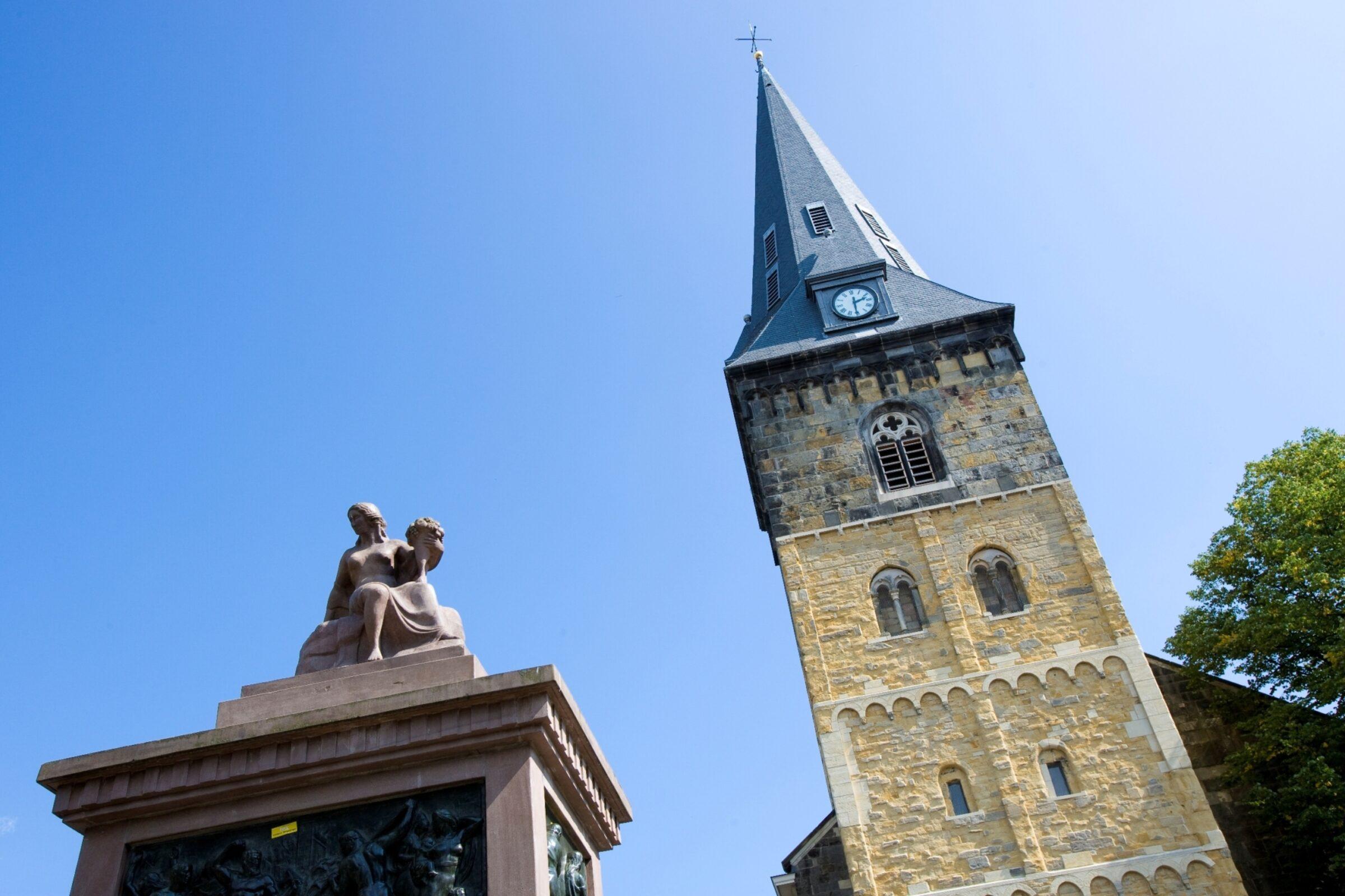 Grote Kerk En Brandmonument 1 2010