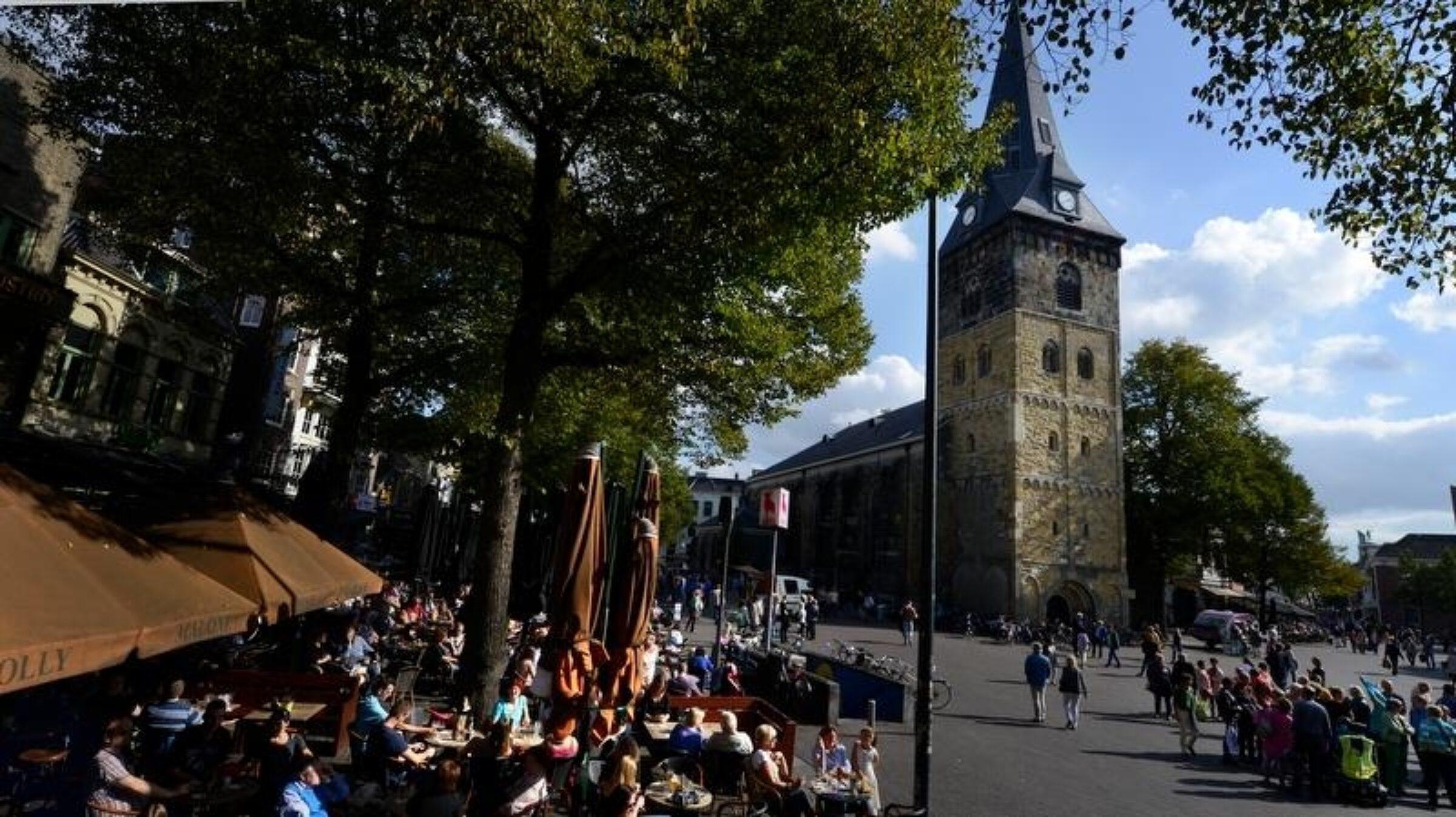 Stadswandeling Enschede