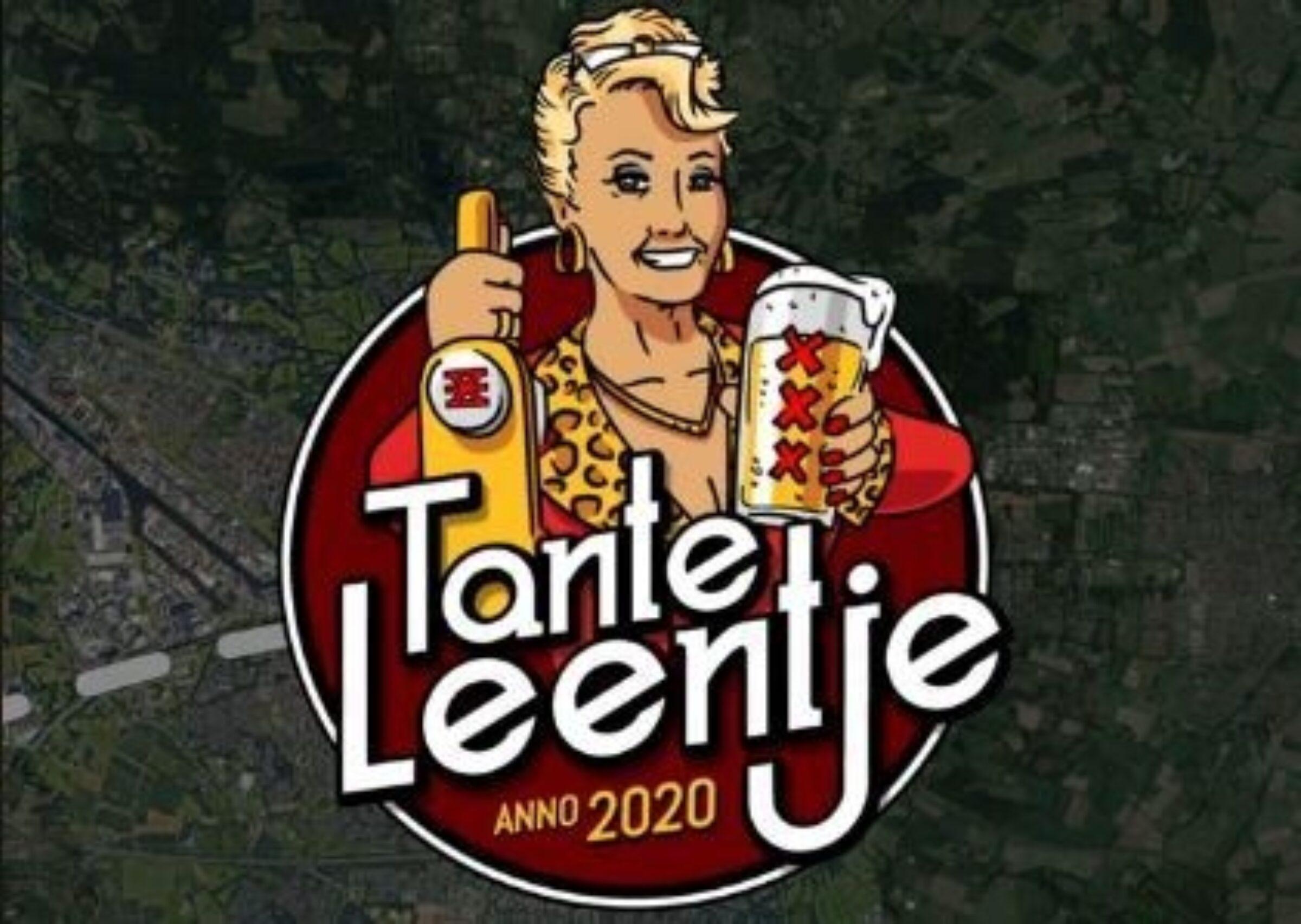 Tante Leentje Vliegveld Twenthe