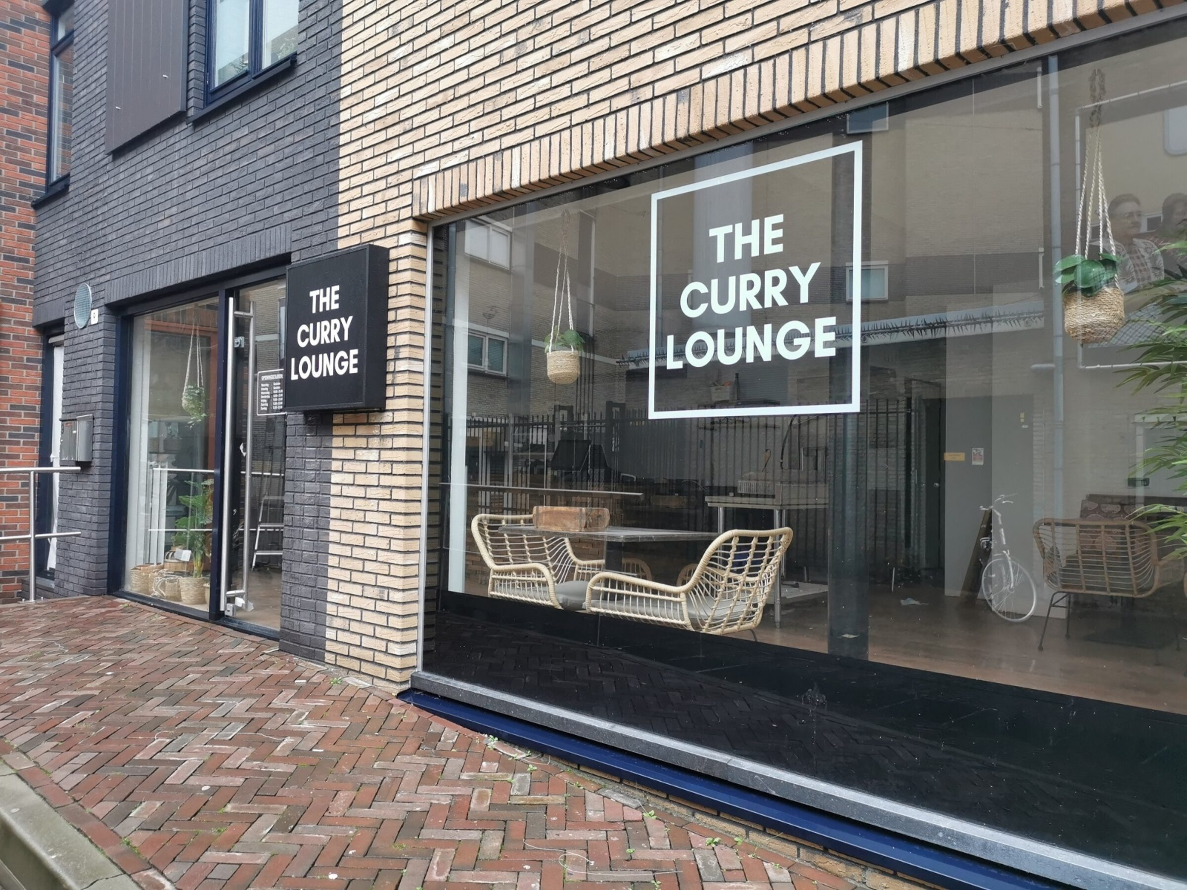 The Curry Lounge in Enschede 2