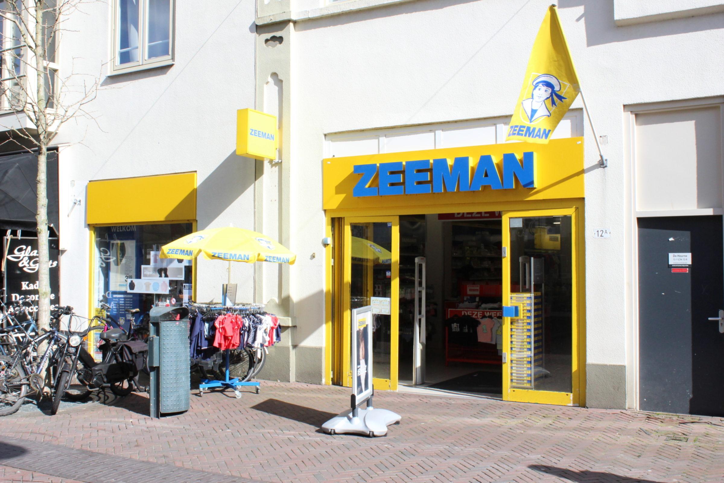 2020 Zeeman De Heurne winkelen