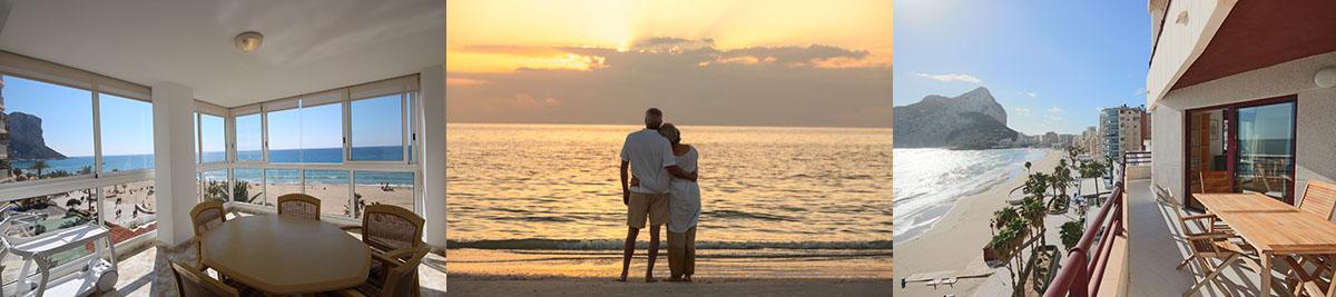 Ferienwohnungen Für Senioren In Calpe, Benissa Und Moraira