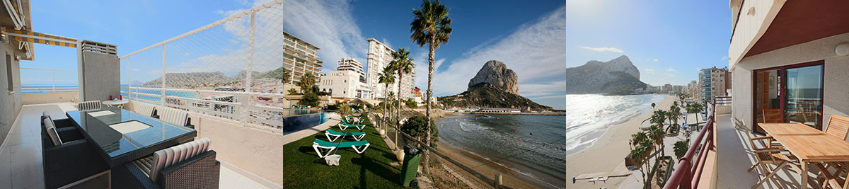 Luxury and High Standing Apartments in Calpe, Benissa & Moraira