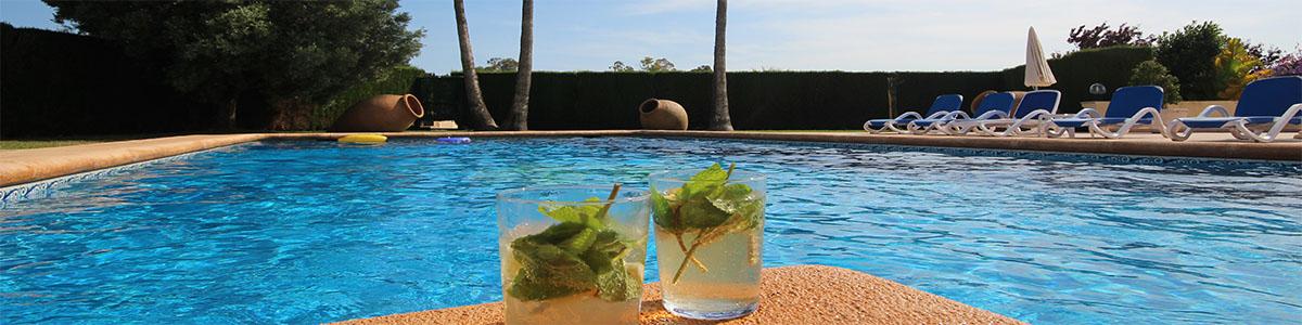 Luxury rentals in Calpe Benissa & Moraira
