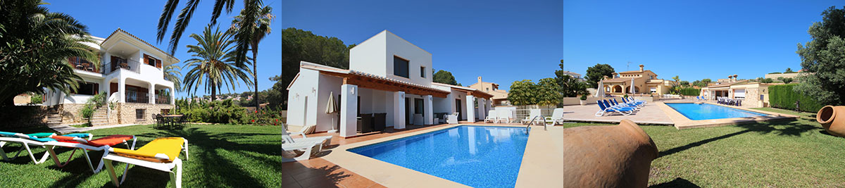 Luxury and High Standing Villas in Calpe, Benissa & Moraira