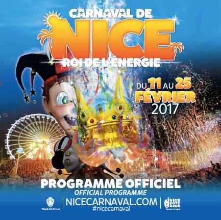 Programme, réservation et tarifs carnaval 2017
