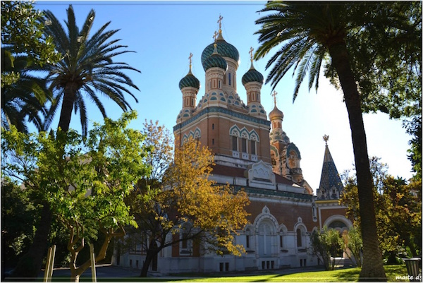 Cathédrale Russe Saint Nicolas de Nice