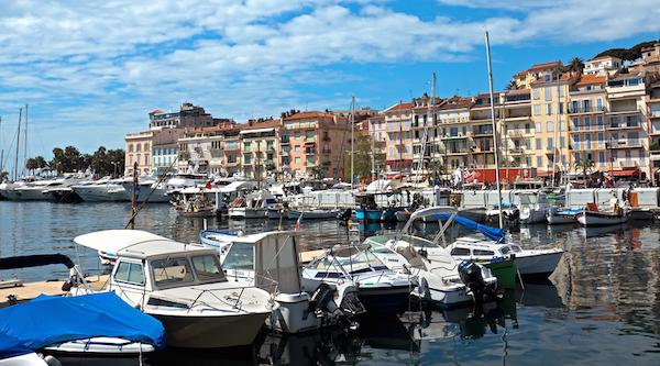 Vieux port de Cannes