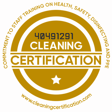 cleaning certification covid-19