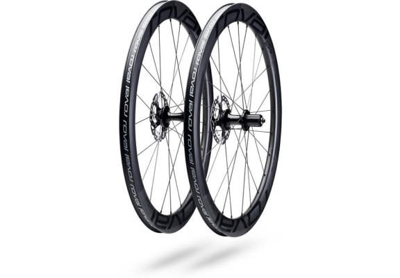 30018 570 Whl Cl 50 Disc Satin Carbon Blk Hero