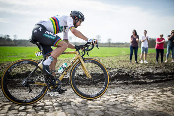 Petersagansparis Roubaixwinningspecializeds Worksroubaix6