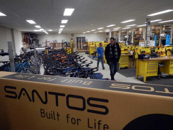 Santos Fabriek Sassenheim