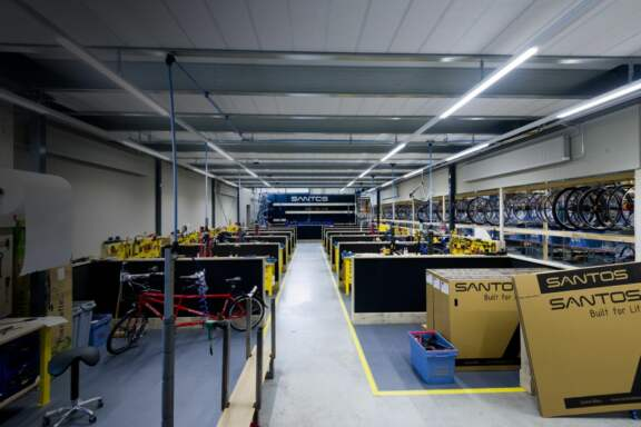 Santosfabriek