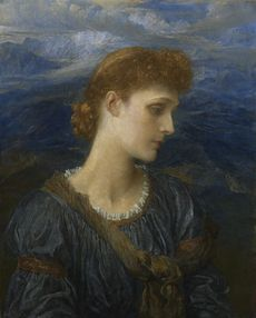 Violet Lindsay (later Marchioness of Granby and Duchess of Rutland)