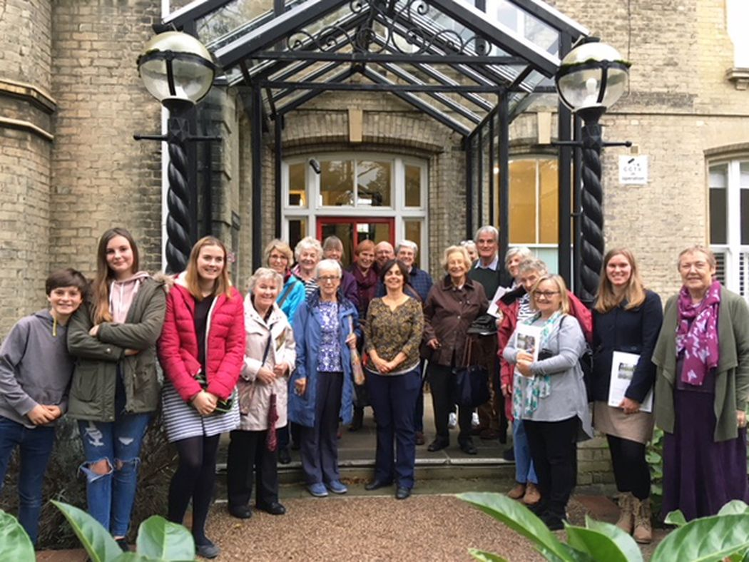 Friends and Patrons visit to Langdon Down Museum