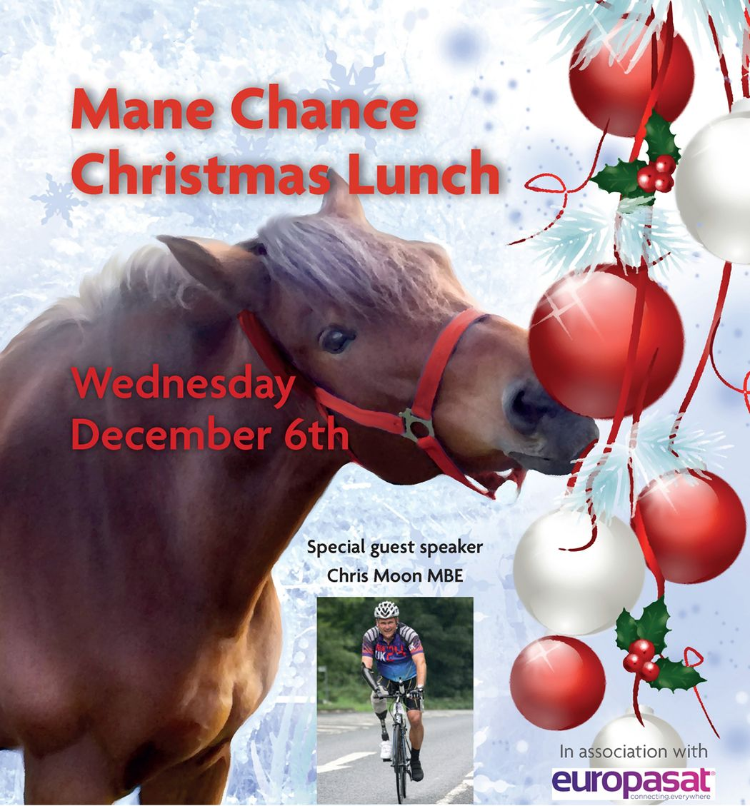 Christmas Lunch at Mane Chance