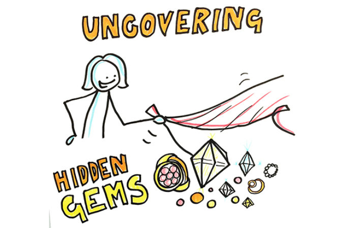 Uncovering Gems
