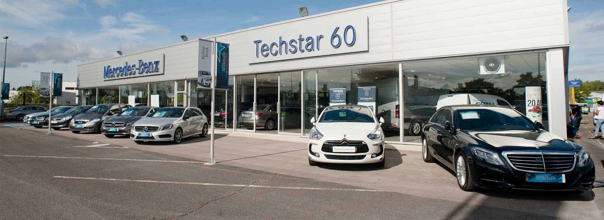Mercedes benz compiegne concessionnaire garage oise 60 - Garage citroen compiegne ...