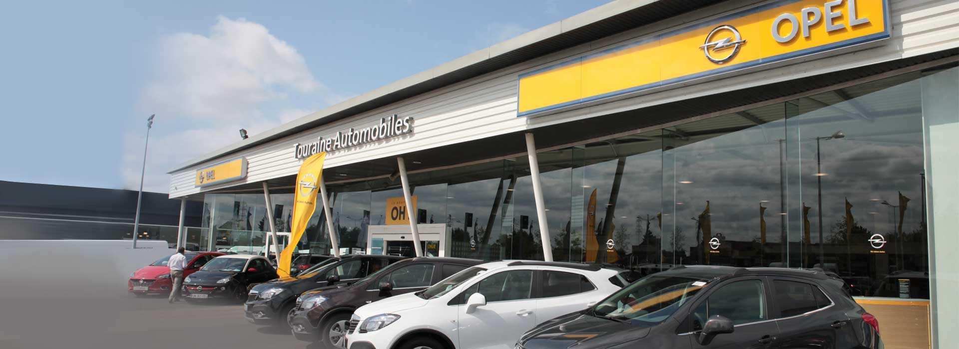 Opel tours concessionnaire garage indre et loire 37 for Garage intersport saint cyr sur loire