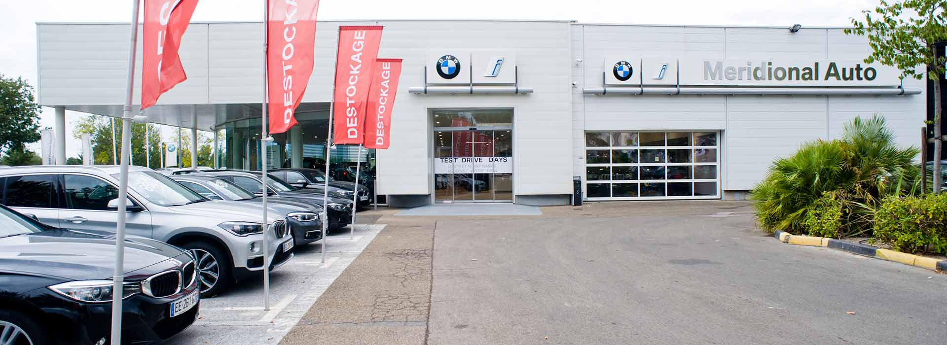 Bmw nimes concessionnaire garage gard 30 for Garage concessionnaire bmw