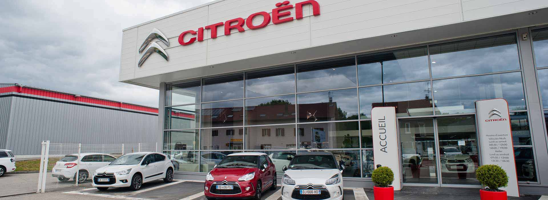 Citroen annemasse concessionnaire garage haute savoie 74 for Garage citroen thonon