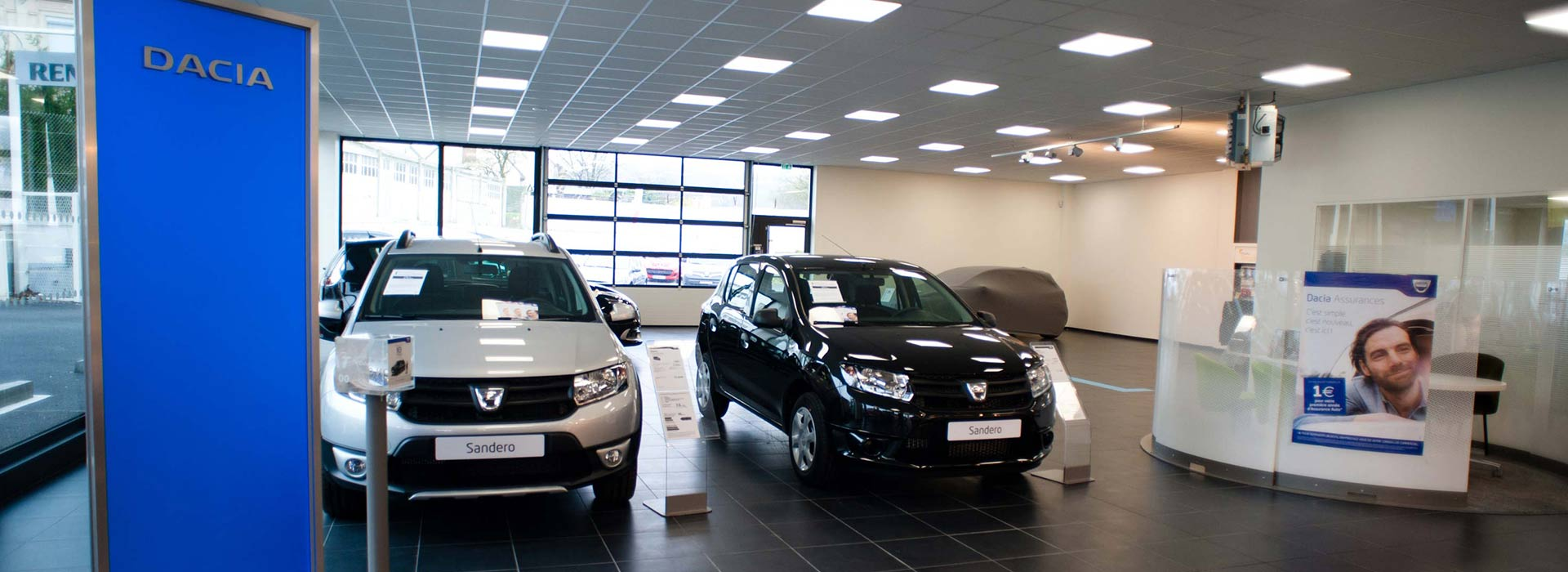 Dacia hirson concessionnaire garage aisne 02 for Garage volkswagen hirson