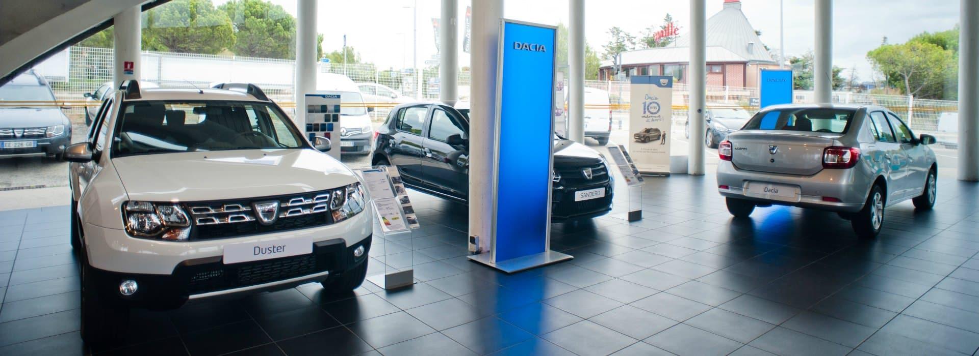 Dacia vitrolles concessionnaire garage bouches du rh ne 13 - Garage mercedes vitrolles ...