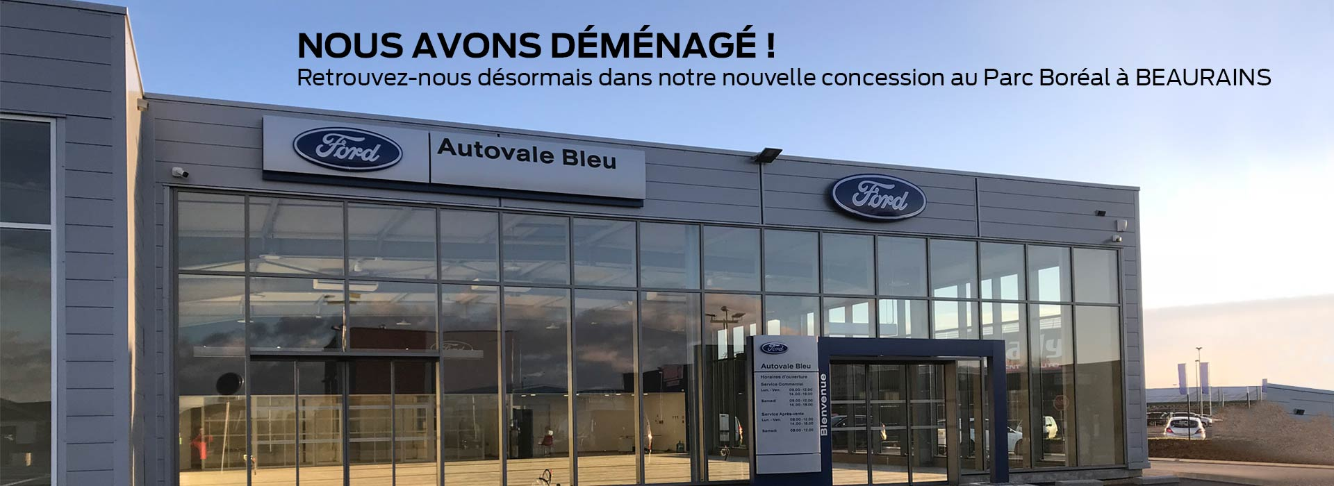Ford arras concessionnaire garage pas de calais 62 for Garage ford ploermel occasion