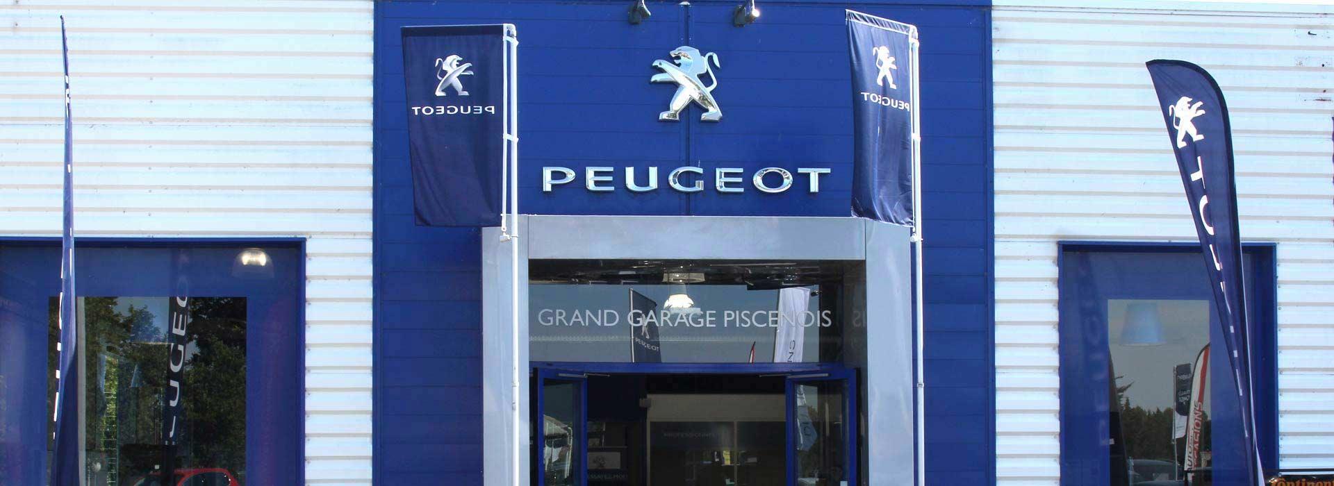 Peugeot pezenas concessionnaire garage h rault 34 for Reprise 206 garage