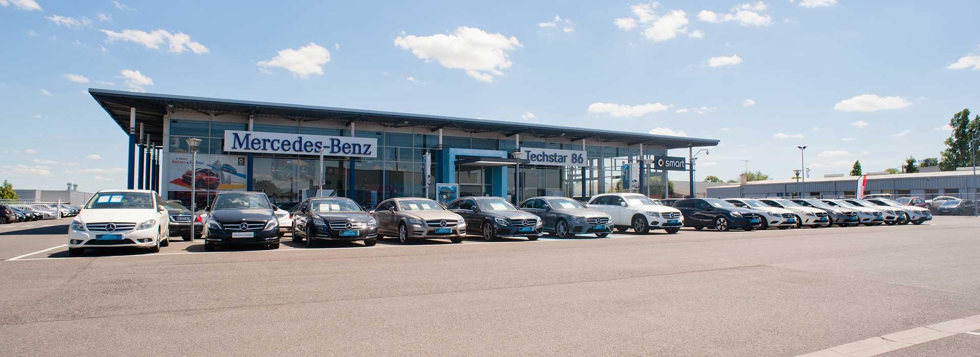 Mercedes benz poitiers concessionnaire garage vienne 86 for Garage a poitiers